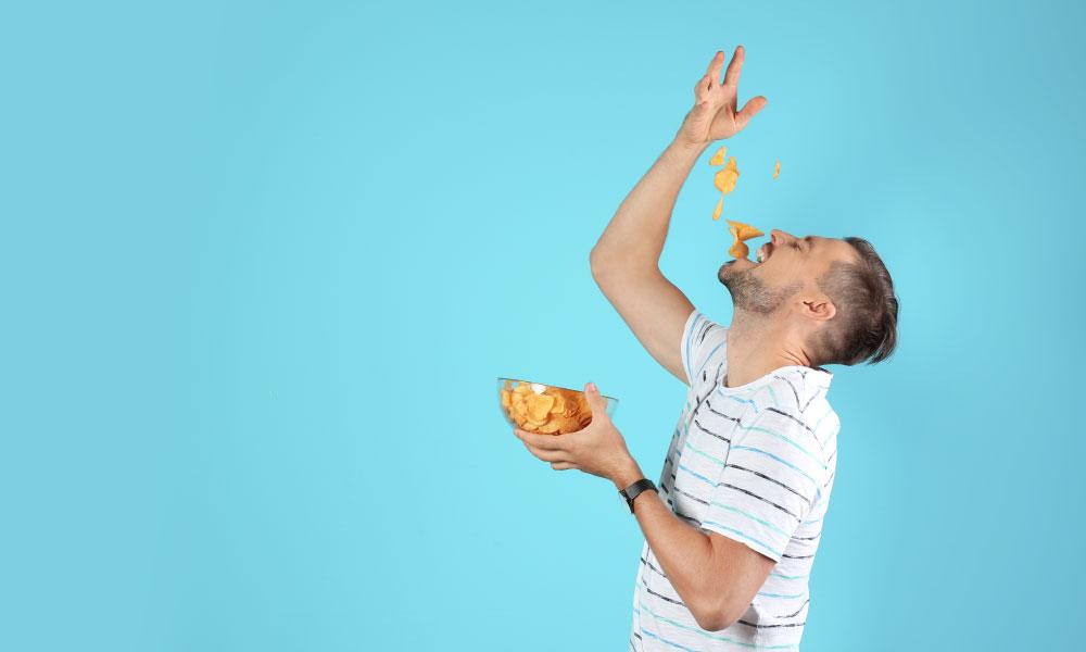 papas fritas como promociones