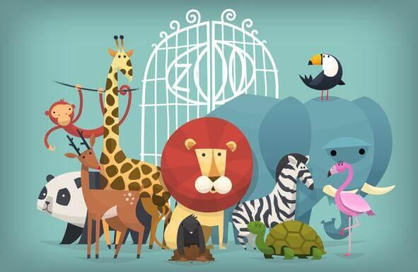 El zoológico de Google SEO
