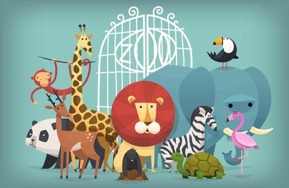 El zoologico de Google y el SEO