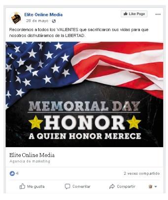 tipos de anuncios en facebook