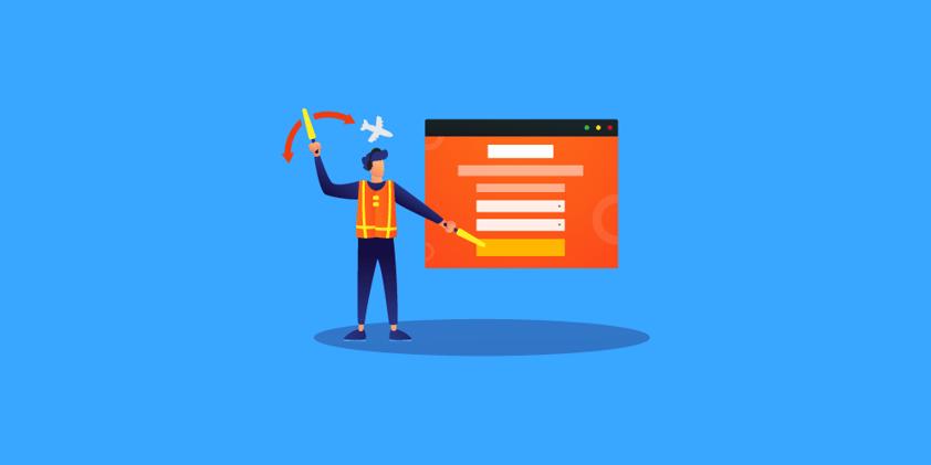 Landing page para tu sitio web