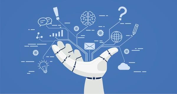 Marketing e inteligencia artificial para el sitio web