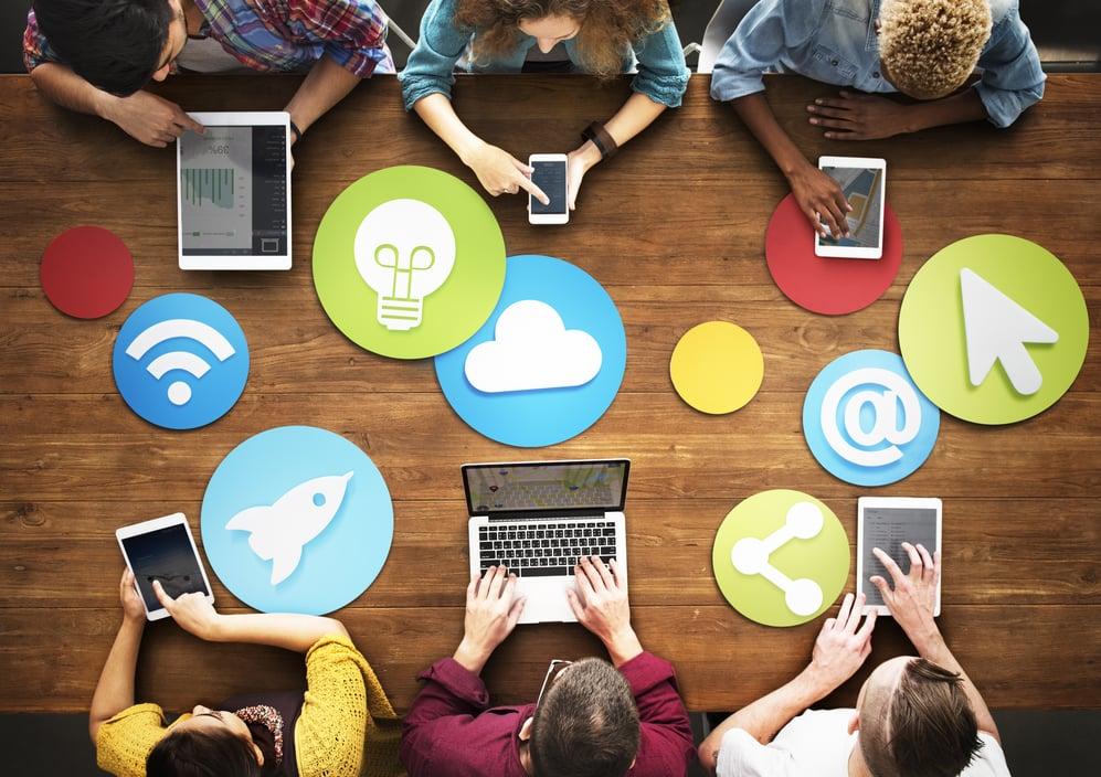 Redes sociales y publicidad digital