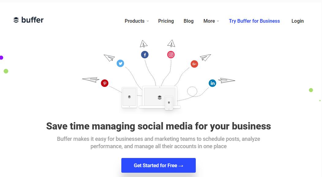 buffer herramienta de marketing digital