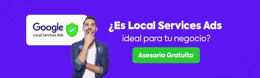 Asesoría Local Services Ads