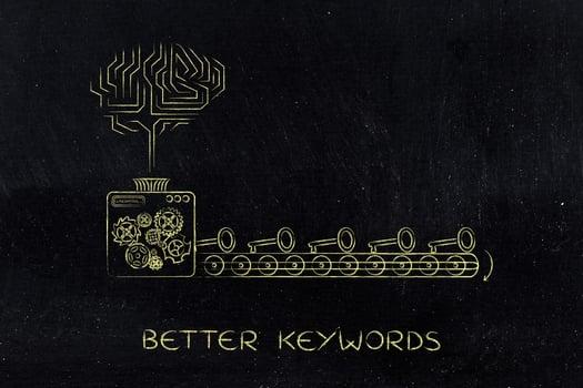 mejora en las palabras claves con el rankbrain