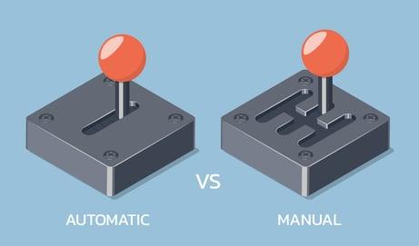 pujas manuales y automaticas