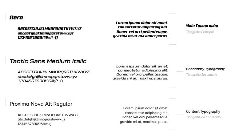 tipografía KE Interstate Transport