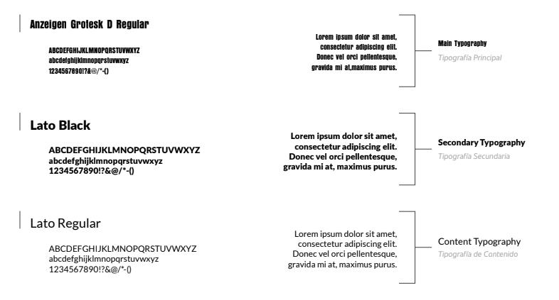 tipografía EC Tax Solution