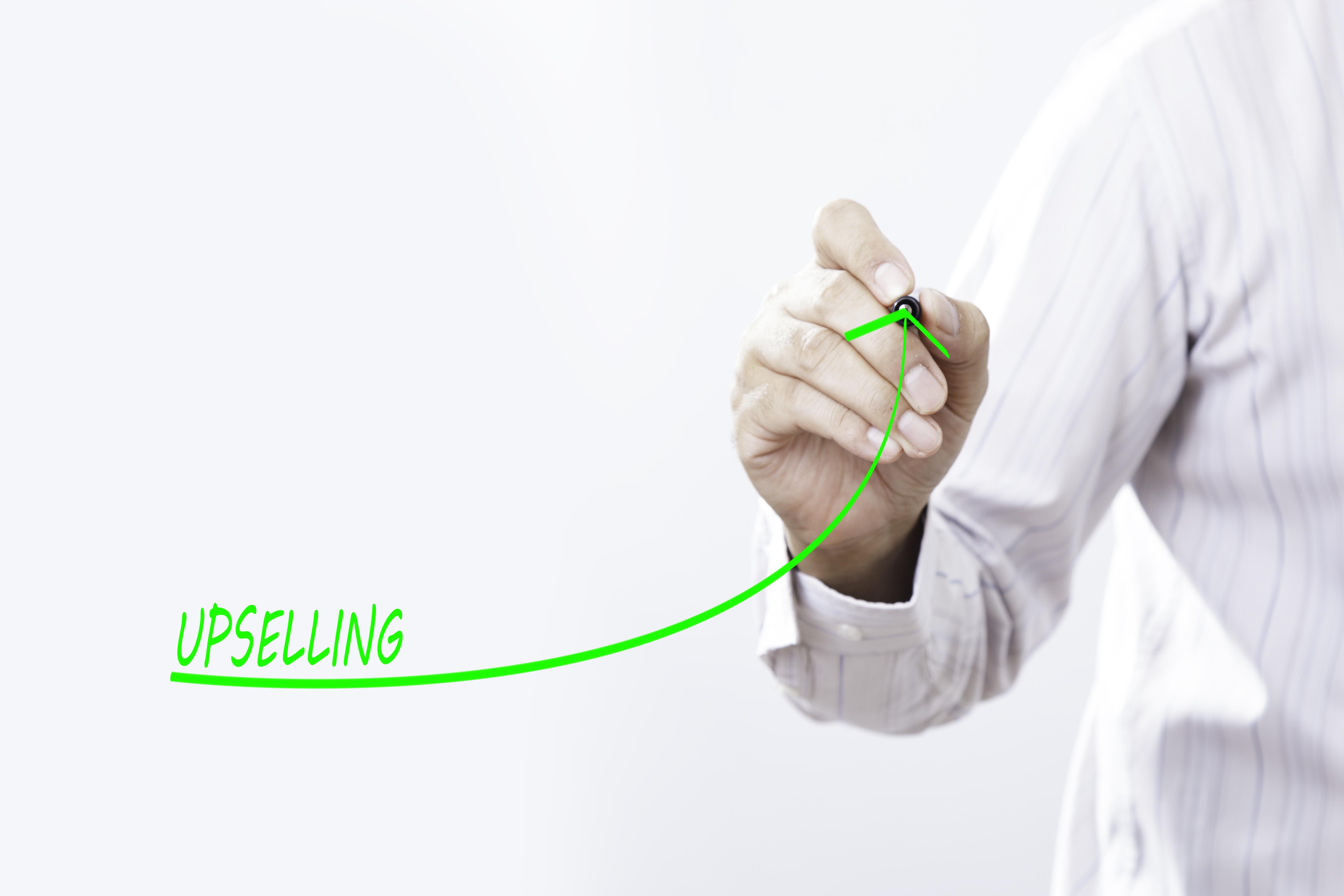upseliing y cross selling en facebook