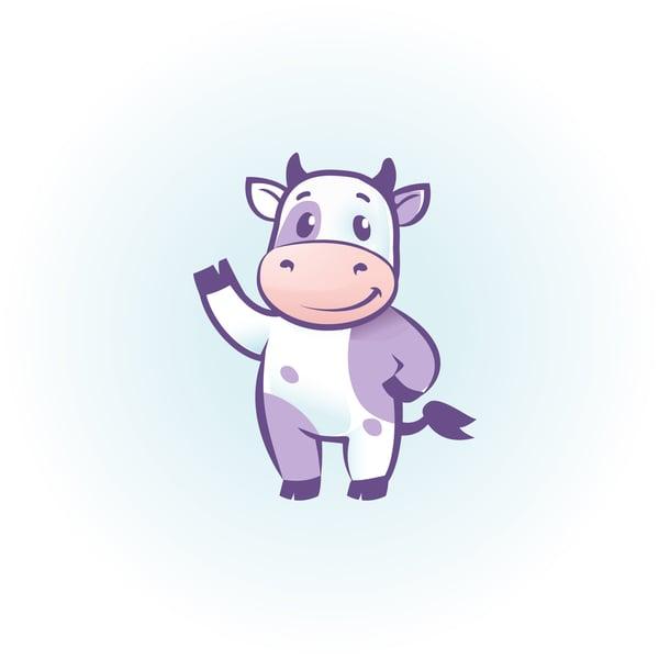 vaca purpura negocios