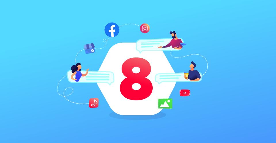 8 Pasos para crear la estrategia de redes sociales de tu empresa