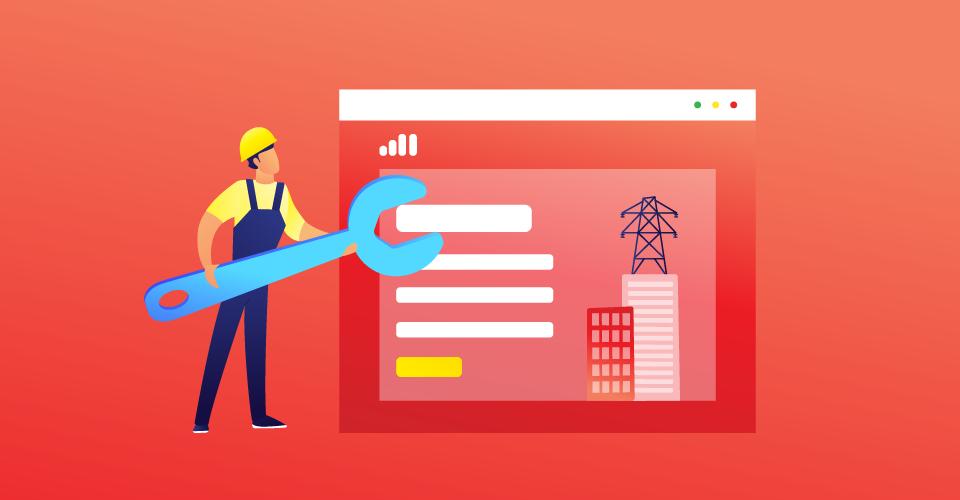 Tips para convertir clientes con tu sitio web de construcción