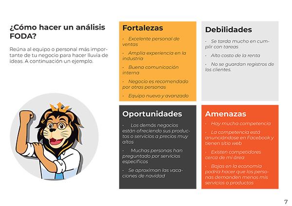 Plan de Marketing FODA