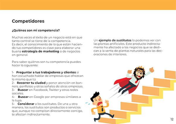 Plan de Marketing Competencia