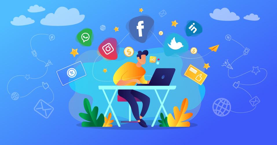 5 ejemplos para promocionar tus servicios en redes sociales