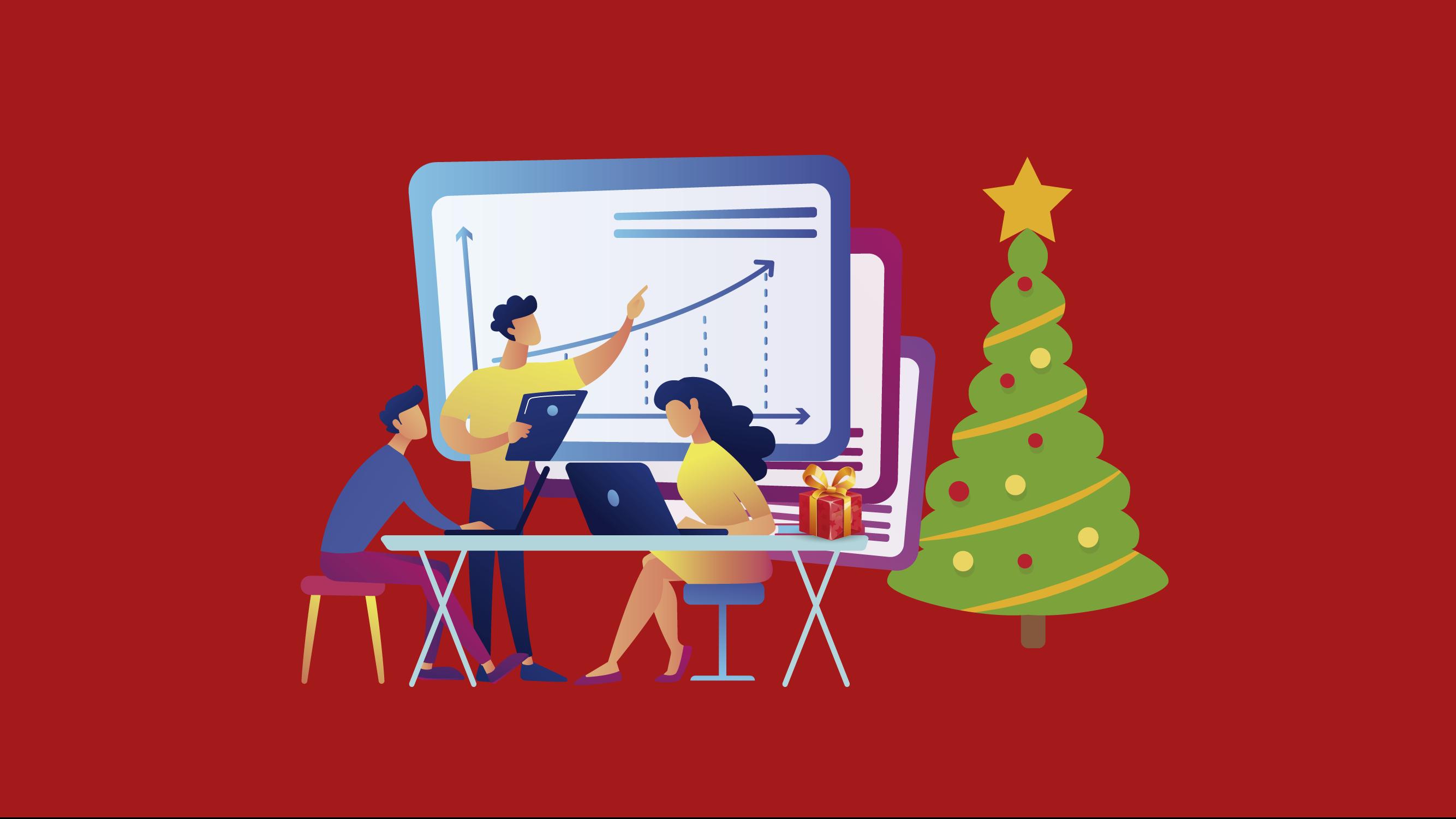 4 tips de marketing online para vender más en Navidad y Año Nuevo