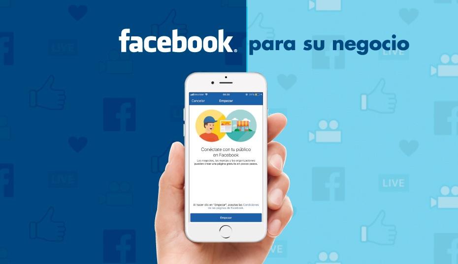 Página de Facebook para empresas: Haz Crecer tu Negocio