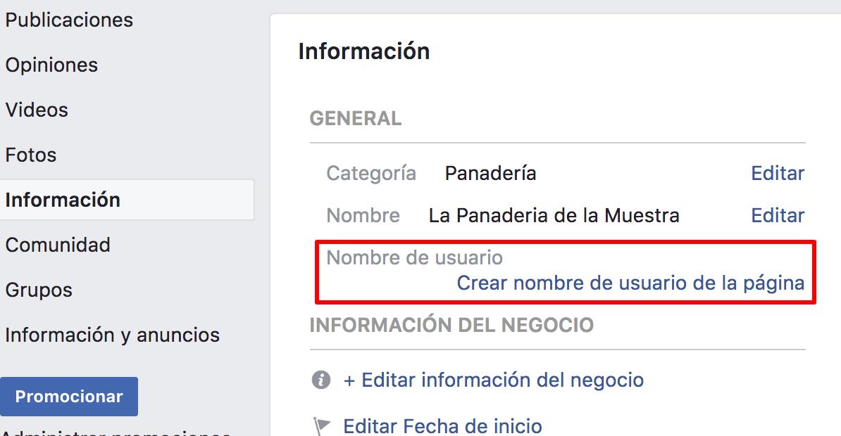 nombre cuenta facebook