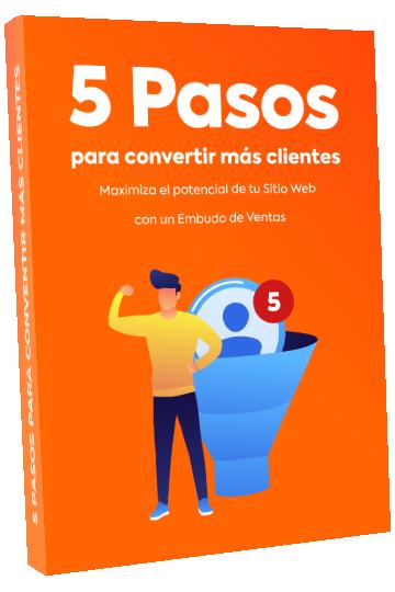 5 pasos para convertir más clientes