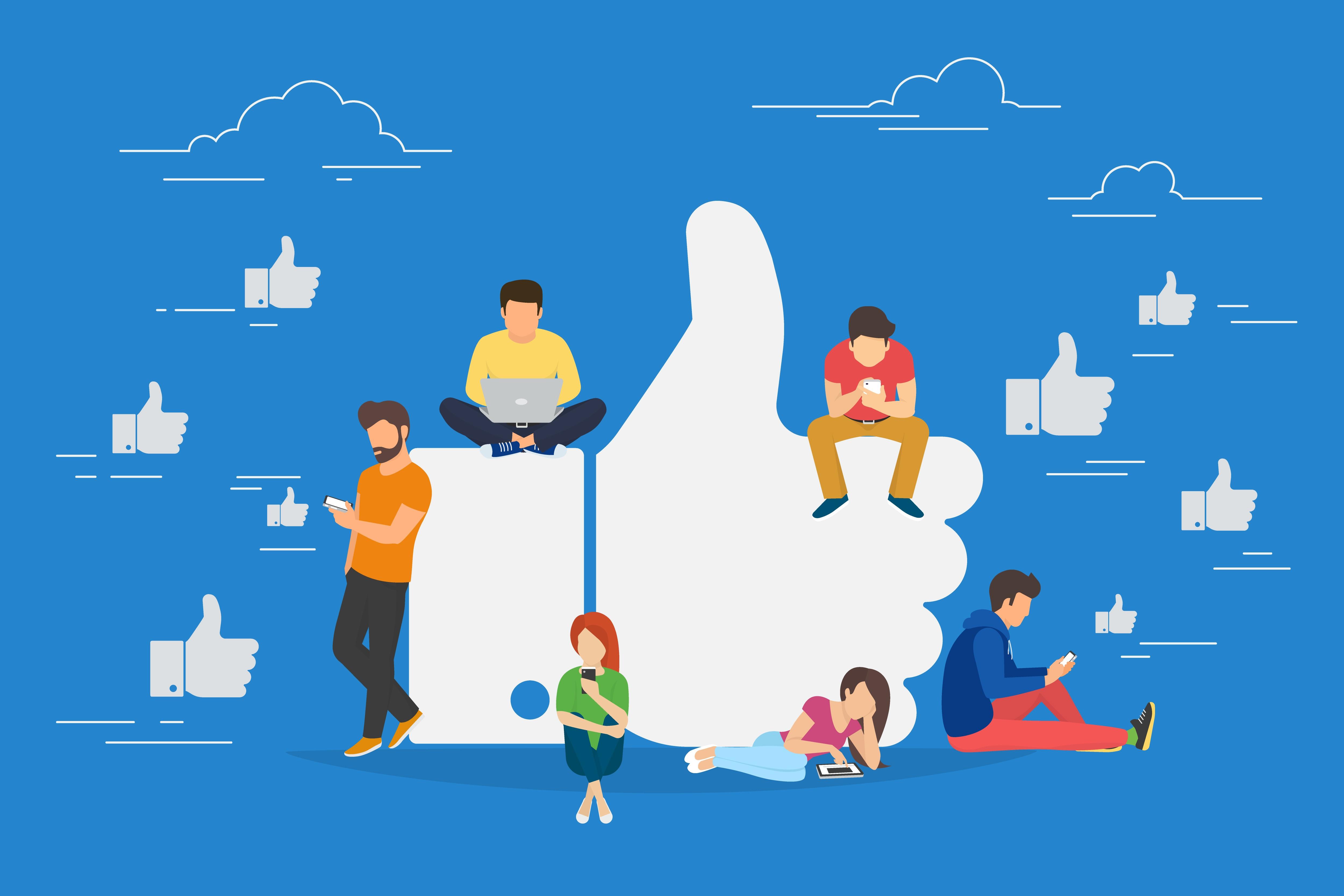 [Estudio 2018]¿Cómo se utiliza Facebook en Latinoamérica?