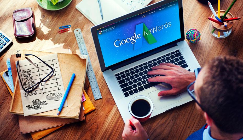 Estrategia Efectiva con Servicios de Google AdWords